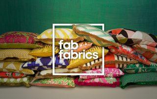 fab fabrics cushions