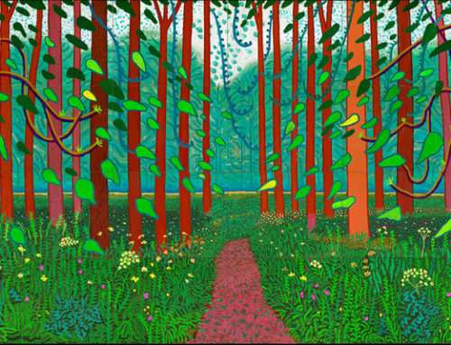 Hockney – Van Gogh : The Joy of Nature