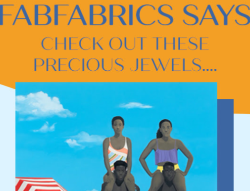 Fabfabrics says: Check out these precious jewels